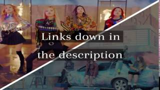Black Pink - Playing With Fire (불장난) \\ Stay MV's [Eng/Rom/Han] HD Mp3