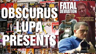 Gambar cover Fatal Deviation (1998) (Obscurus Lupa Presents) (FROM THE ARCHIVES)