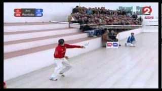 5/7. Semifinals Bancaixa 2011. Bellreguard. Pilota Valenciana