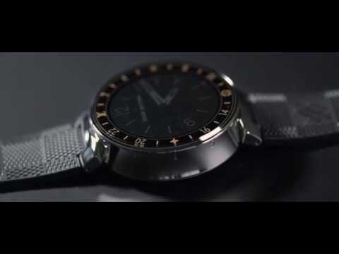 8e4574bae29d8 Louis Vuitton Smart Watch - YouTube
