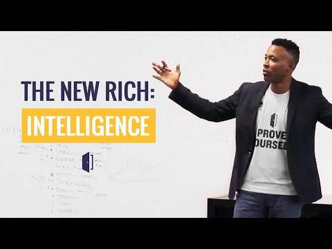 876THEDoctor🇯🇲 the New Rich: Intelligence