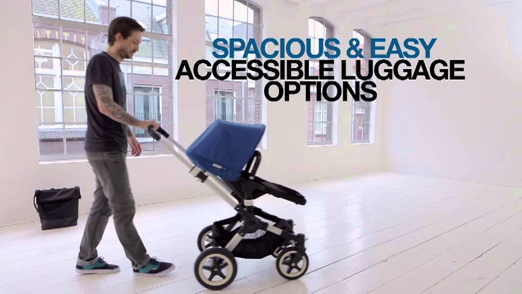 Full Demo Bugaboo Buffalo Youtube