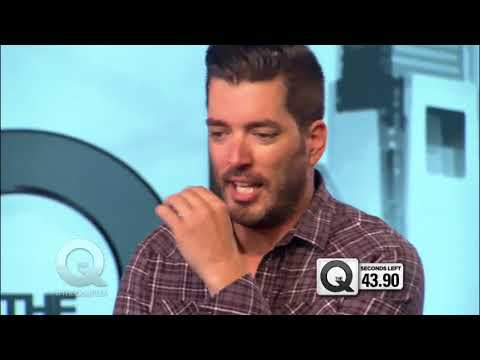Jonathan Scott from Property Brothers plays QFire