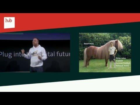 Christoph Sollich: RydeMyPony | hub conference