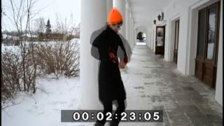 видео Встречаем новый год в Суздале.