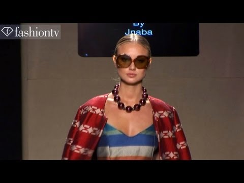 Dieo Collection by Jnaba Show | Funkshion Fashion Week Miami Beach 2013 | FashionTV