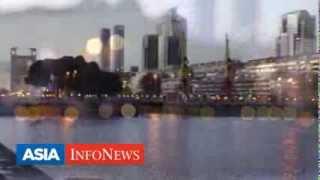 Se inauguró la oficina de Asia Infonews en Puerto Madero