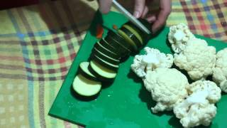 Готовить легко. Овощи в пароварке. Здоровое питание.