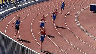 ЖАРКАЯ БИТВА НА 400 МЕТРОВ.Сильнейшие ульяновские бегуны устроили нереальные разборки на Универсиаде