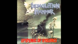 Watch Demolition Hammer Human Dissection video