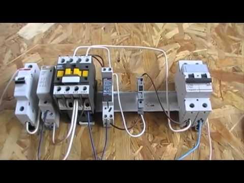 Автоматический ввод резерва схема фото 797