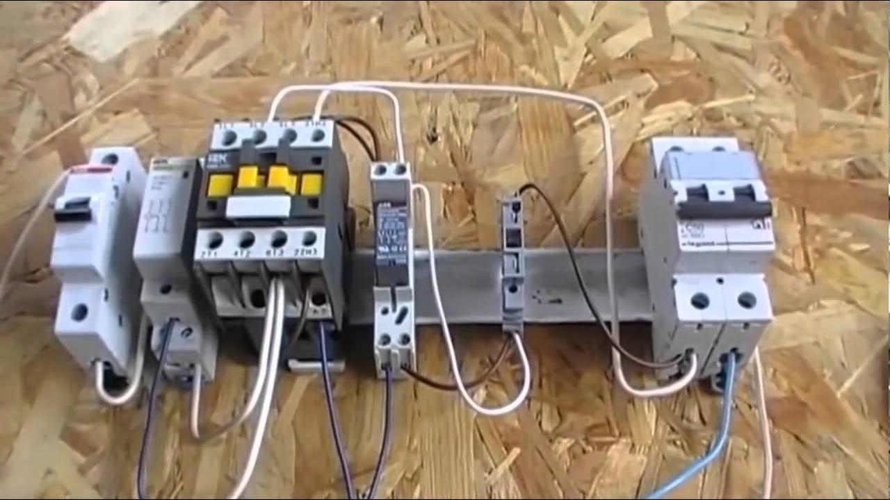 электрическая схема авр дизель-генератора