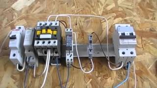 видео Автоматический запуск генератора при отключении электричества