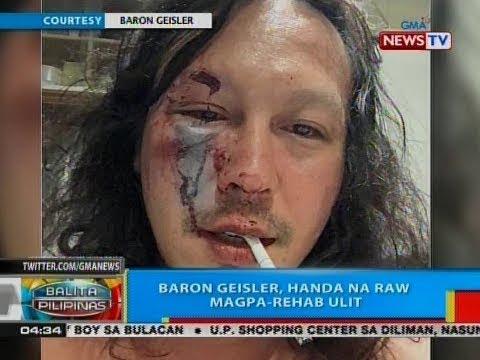 BP: Baron Geisler, handa na raw magpa-rehab ulit