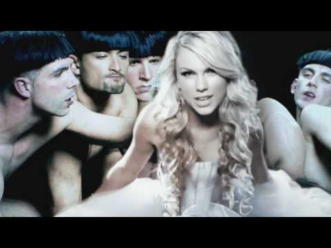 Alejandro's Song - Lady Gaga vs Taylor Swift - DJ Mashup (Tracey Video Remix)
