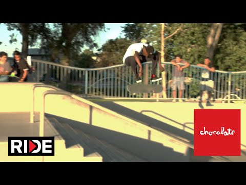 Sean Malto, Marc Johnson, Rick Howard, and More at the Chocolate Skateboards Demo - Santa Ana