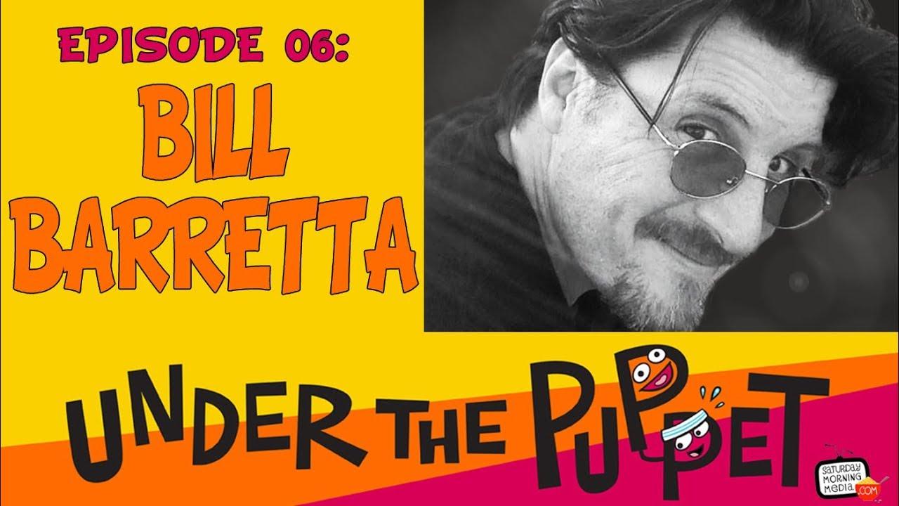 006 - Bill Barretta (Muppets, Dinosaurs, Jim Henson ...