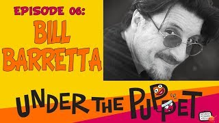 Video 006 - Bill Barretta (Muppets, Dinosaurs, Jim Henson Company) - Under The Puppet [AUDIO ONLY] download MP3, 3GP, MP4, WEBM, AVI, FLV Mei 2018
