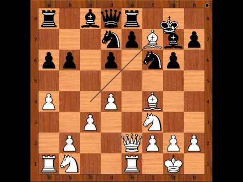 Chess Olympiad 2014: Tsoi Vs Granados