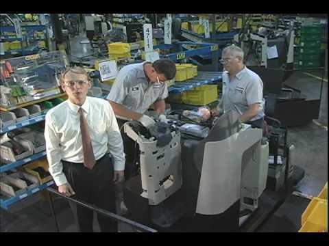 Crown Equipment Corporation History