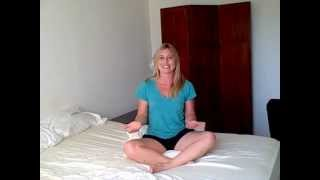 Lower Body Injury? Upper Body Cardio Workout in Bed w/ Laurel House