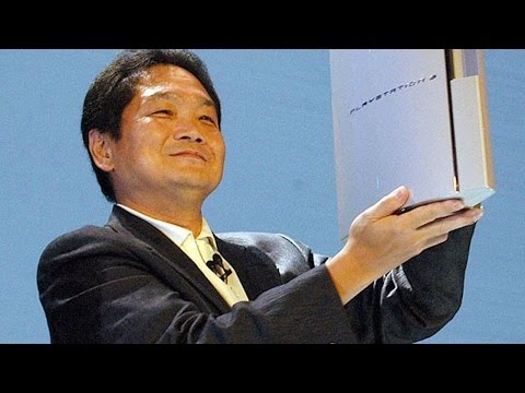 PlayStation Creator Ken Kutaragi Is Like a