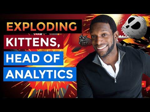 Exploding Kittens, Head Of Analytics On Mobile Game Retention & Monetization