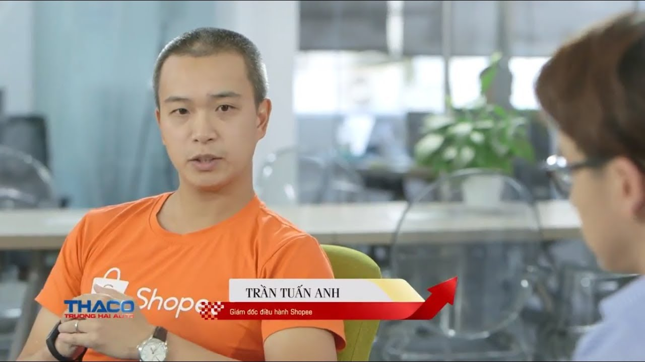 [VTV1] Giám đốc điều hành Shopee VN chia sẻ về khởi nghiệp trong TMĐT
