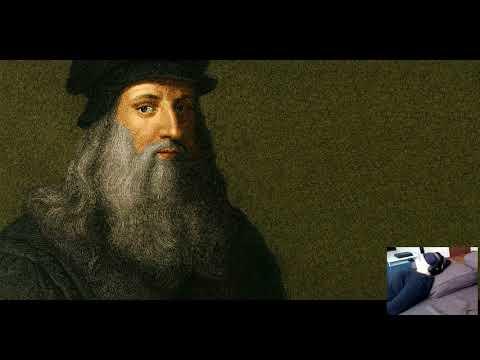 Ченнелинг с Леонардо да Винчи
