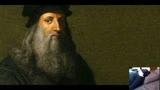 Ченнелинг с Леонардо да Винчи...
