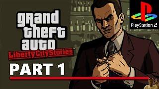 GTA Liberty City Stories Part 1 PS2 Gameplay
