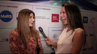 Interview with ELISE BAUMAN at nextMEDIA Digi Awards thumbnail