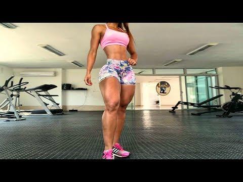 Leg day routine – Workout Female Bodybuilding