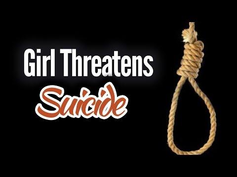 True Story Muslim Girl Threatens Suicide