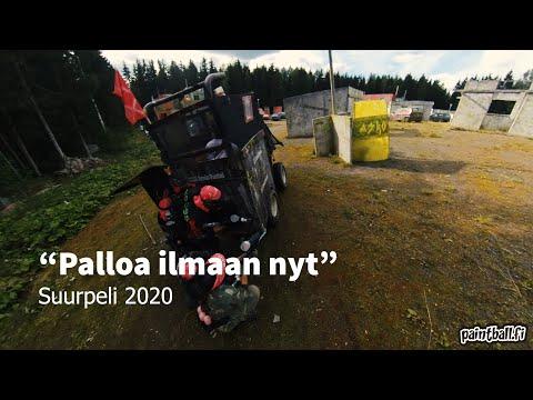 """""""Palloa ilmaan nyt"""" - Suurpeli 2020 shortie #3"""