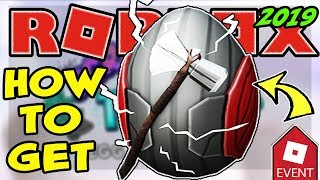 [EVENT] HOW TO GET THE THOR EGG | ROBLOX EGG HUNT 2019 Scrambled In Time