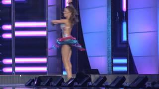 Miss New Jersey dances to Pitbull