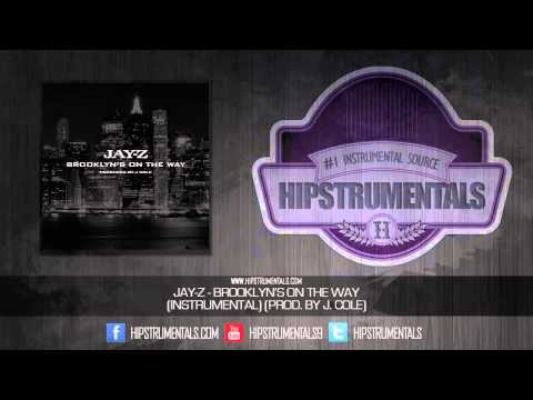 Jay-Z - Brooklyn's on the Way [Instrumental] (Prod. By J. Cole) + DOWNLOAD LINK