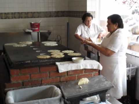 Hand-made Tortillas in Old Town San Diego