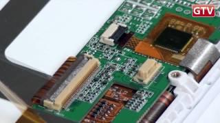 PocketBook A7 - как разобрать планшет и из чего он состоит(Ремонт Pocketbook. http://pad.goldphone.ru/catalog/pocketbook/ Технический обзор и подробная видео-инструкция по разборке планшетн..., 2012-05-28T02:44:33.000Z)