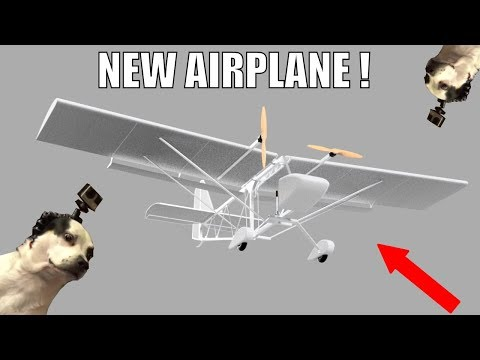 DIY Electric Airplane Mk2 (Pt1)