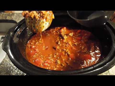 How to Make: Crockpot Chili