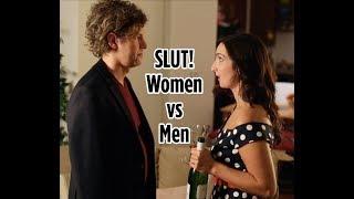 SLUT! Women vs Men (by We Are Thomasse)