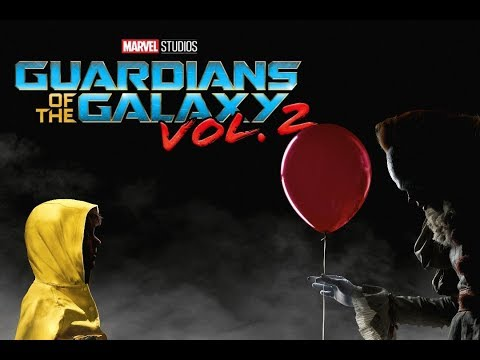 IT Guardians Of The Galaxy Vol 2 style! Mr  Blue Sky