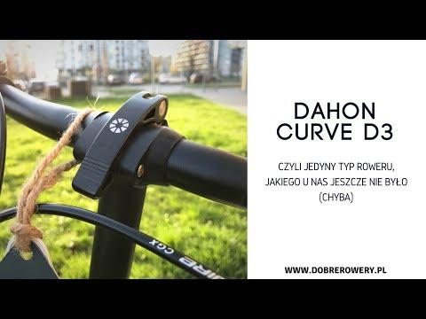 Dahon Curve D3. Jedyny rower jakiego u nas nie było...i jak długo składa się składaka:)