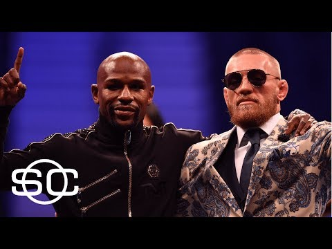 Floyd Mayweather discussing deal to join UFC   SportsCenter   ESPN