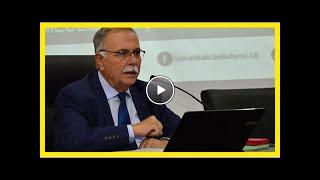 Erdoğan talimatı verdi! ak parti'li üyeye hakaret eden çanakkale belediye başkanı konuşturulmayacak