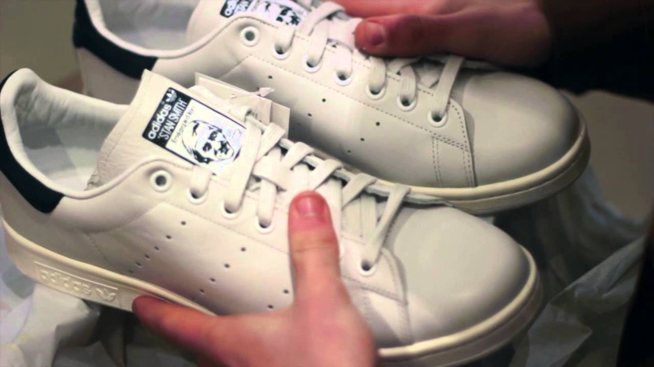 Adidas Stan Smith Re release 2014 - YouTube 78eb09d4b