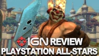 IGN Reviews - PlayStation All-Stars Battle Royale Video Review