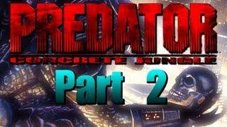 Predator Concrete Jungle Pt 2 Playthrough XBox Original Game